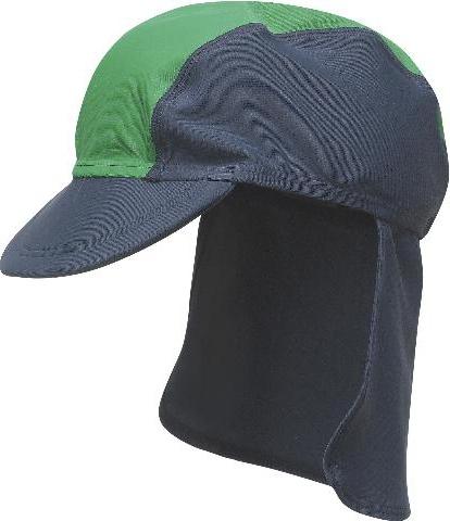 Dětská čepice s kšiltem a UV ochranou - pirát